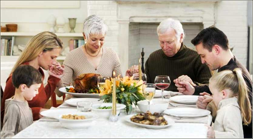Host a Thanksgiving Dinner Party in Your Garage