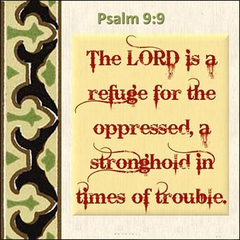 The Lord is a refuge