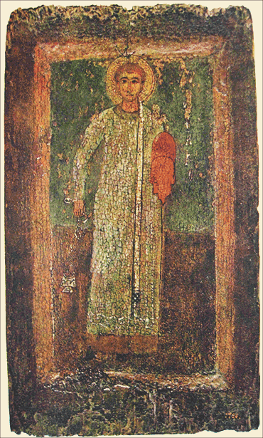 Devotional Icon of St. Stephen