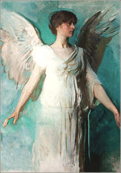 Angel, Abbot Handerson Thayer