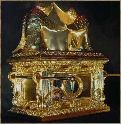 Replica of the Ark of the Covenant