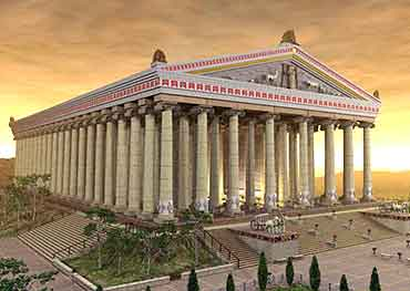 Temple of Artemis at Ephesus