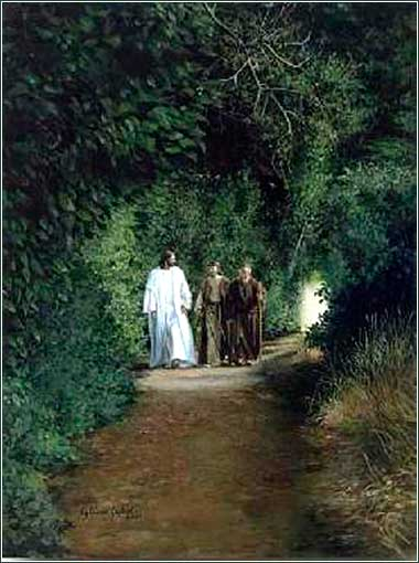 <i>The Road to Emmaus</i>