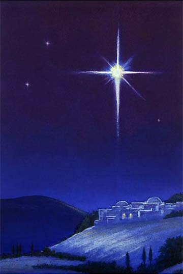 Christmas Star of Bethlehem