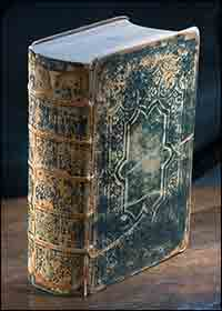 Old family Bible
