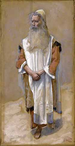 Moses by Tissot