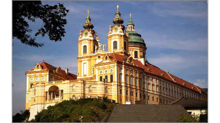 Stift Melk|Melk Abbey, Austria