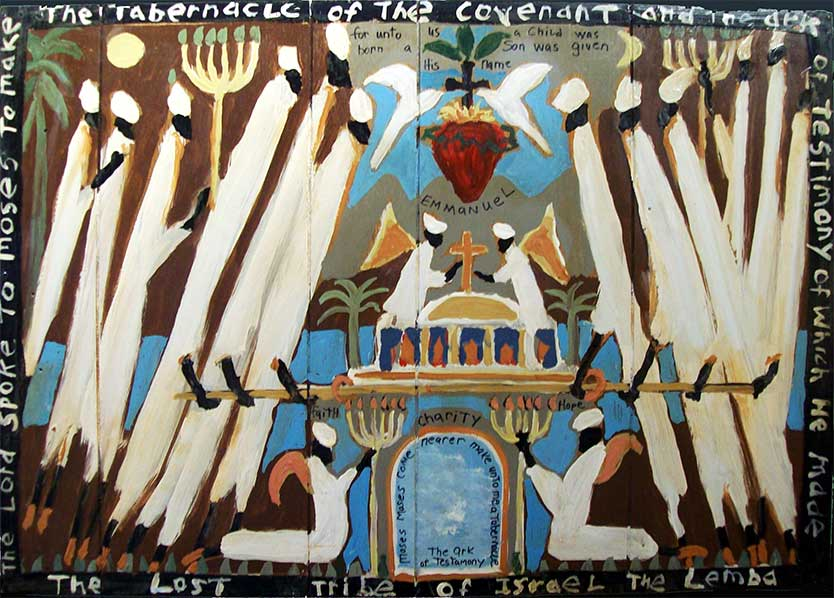 <i>The Tabernacle</i> by Bill Hemmerling ca. 1980
