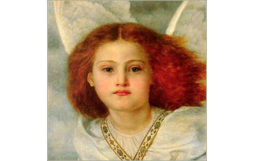 <i>Bird of God</i> by Joanna Mary Boyce, ca. 1861.