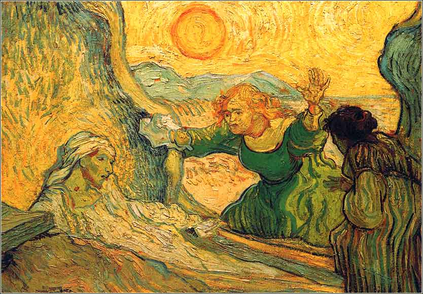 Vincent Van Gogh: <i>The Raising of Lazarus</i> ca. 1890