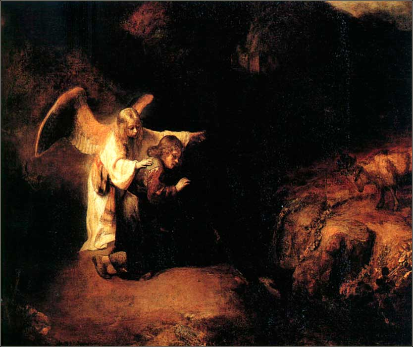 <i>The Vision of Daniel</i> by Willem Drost, ca. 1645.