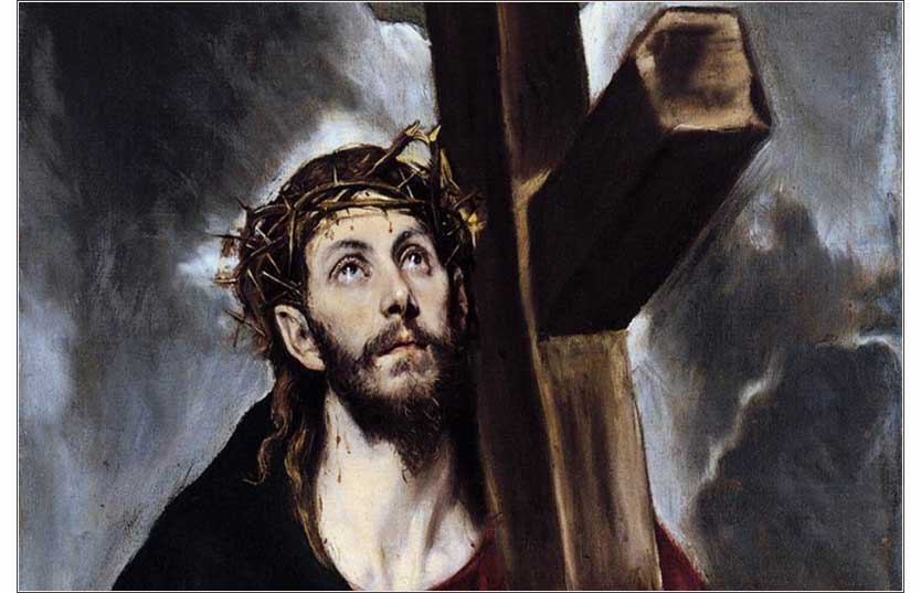 El Greco|Christ Carrying the Cross