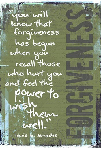 forgiveness in Christ